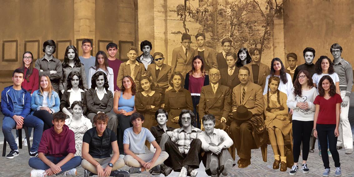 Il Legame con la Storia libera l'Immaginazione